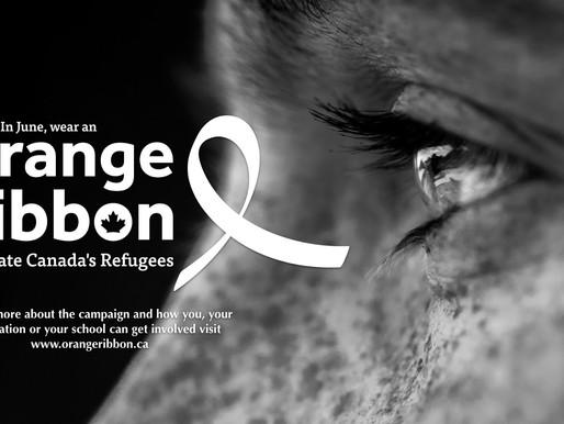 Orange Ribbon Campaign - Courage Under Fire