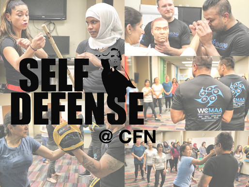 Women's Self Defense Classes Begin @ CFN