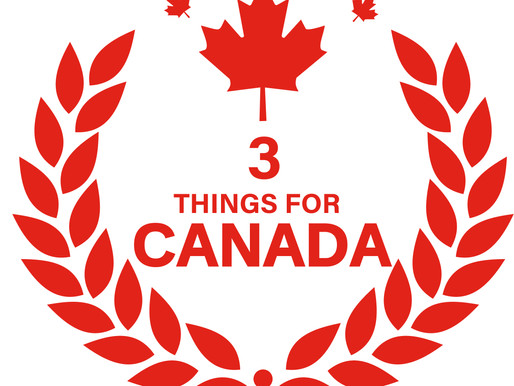 3 Things for Canada Vol II