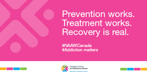 CFN Recognises National Addictions Awareness Week