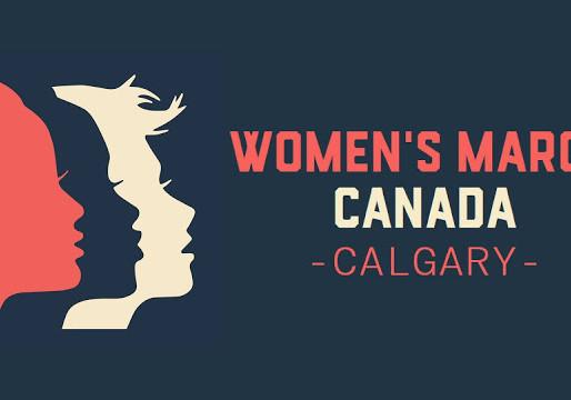 CFN CEO Spokeswoman for 2018 Women's March