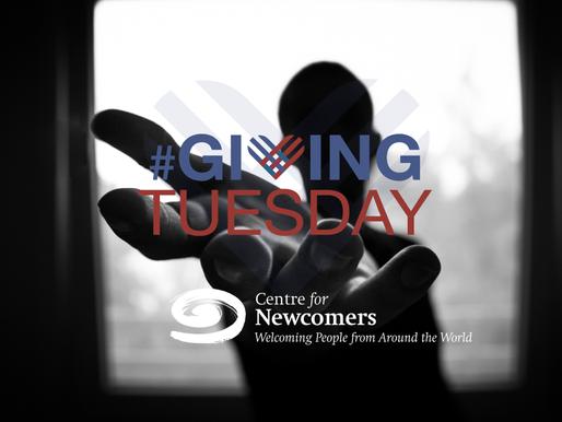 #GivingTuesdayYYC @ CFN