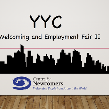 CFN to Participate in YYC Welcoming & Employment Fair II