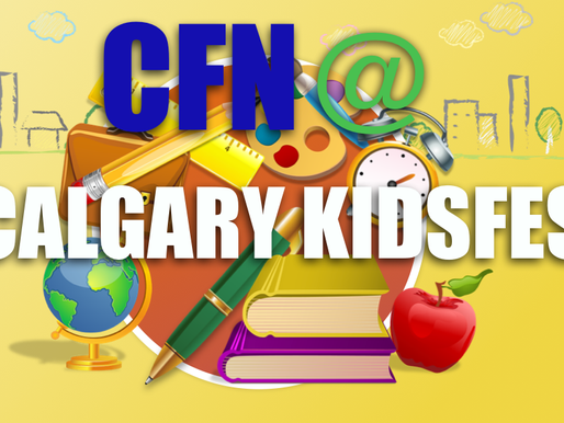 CFN Attends Calgary International Children's Festival