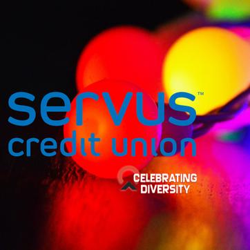 Servus Credit Union Sponsors CFN's Celebrating Diversity