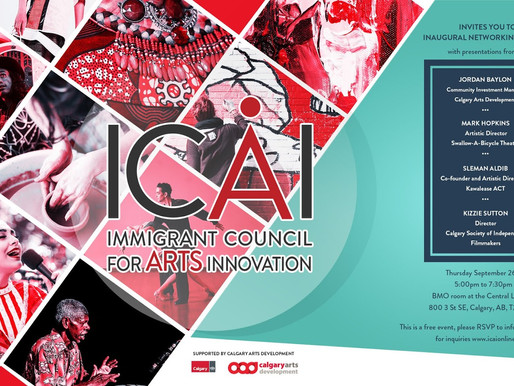 CFN Collaborates with The Immigrant Council for Arts Innovation