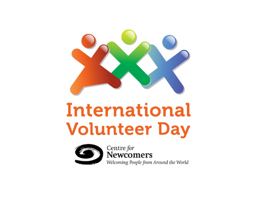 CFN Recognizes International Volunteer Day