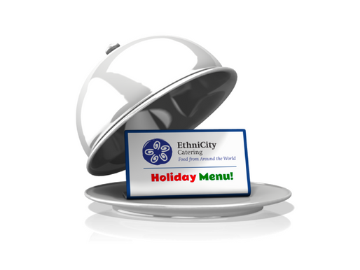 CFNs Ethnicity Catering Holiday Menu