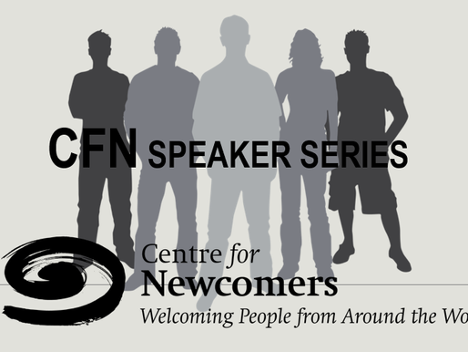 CFN Speaker Series - Disability & Displacement