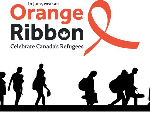 Orange Ribbon Campaign: Celebrating Refugees: K'Naan