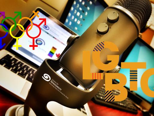 CFN Podcast Centre - LGBTQ Evolutions