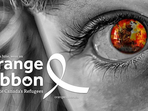 Orange Ribbon Campaign - The Power of Three