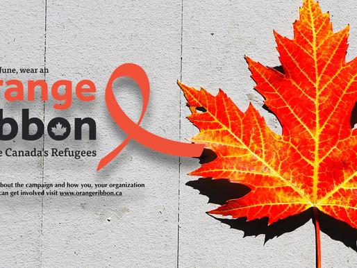 Orange Ribbon Campaign 2018