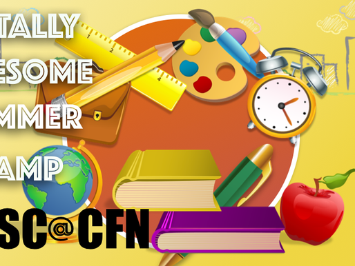 Totally Awesome Summer Camp @ CFN