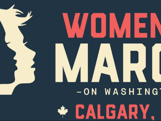 CFN CEO Speaks @ Calgary's Women's March on Washington