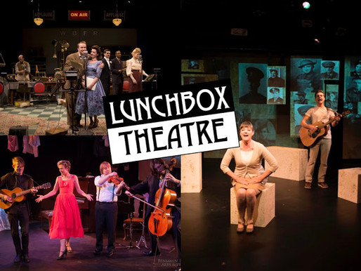 Lunchbox Theatre Sponsors CFNs Celebrating Diversity