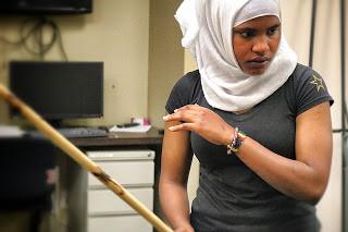 Women's Self Defense Classes This Friday @ CFN