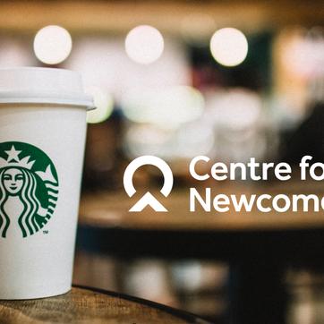 Starbucks Holds 3rd Hiring Event @ CFN