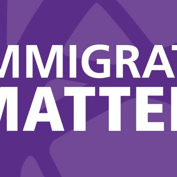 Immigration Matters @ CFN