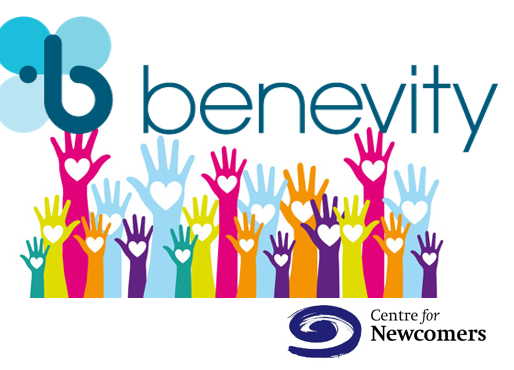 Benevity Makes Donation @ CFN