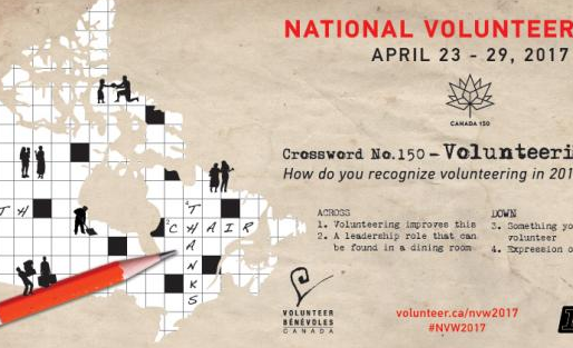 April is Volunteer Month @ CFN