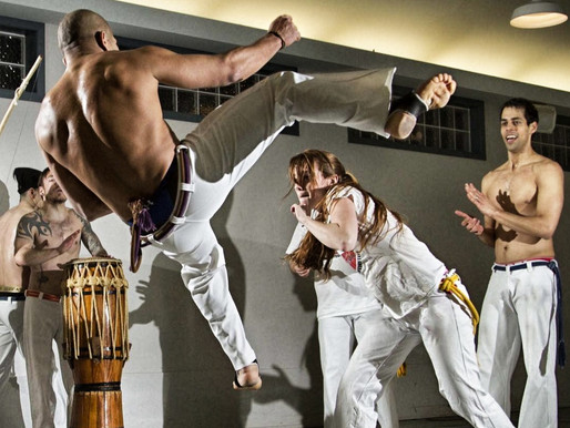 CFN's Celebrating Diversity April 6th: Capoeira Cajue Calgary