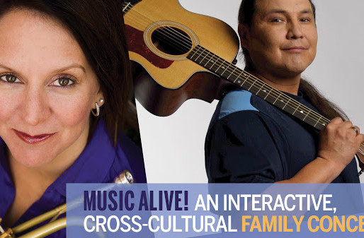 Classical & Indigenous Music Comes Alive @ CFN