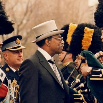 Black History Month: Lincoln Alexander