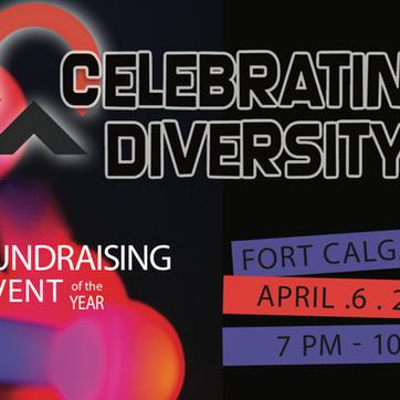 CFN's 4th Annual Fundraiser: Celebrating Diversity Set for April 6th