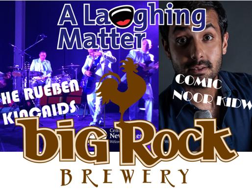 Big Rock Sponsors CFN March 4th Fundraiser