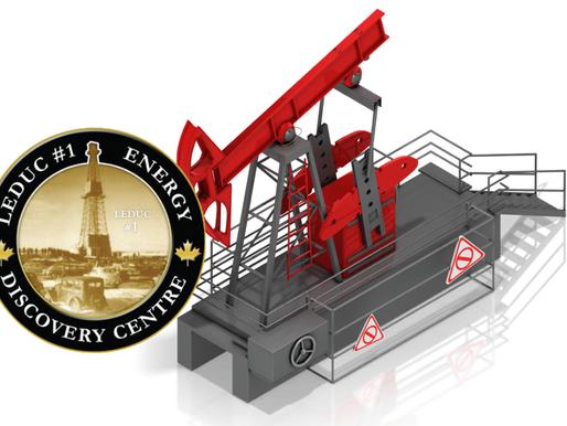 CFN Peer Mentorship for Professionals Program Visits Leduc #1 Energy Discovery Centre