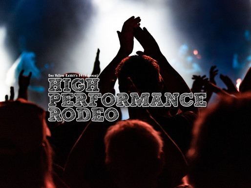 CFN Collaborates with One Yellow Rabbit's High Performance Rodeo
