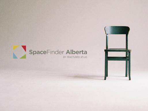 Spacefinder Alberta @ CFN