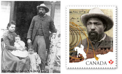 Black History Month - A Legend of the Canadian West