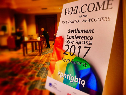 PNT LGBTQ+ Newcomers Settlement Conference Comes to a Close
