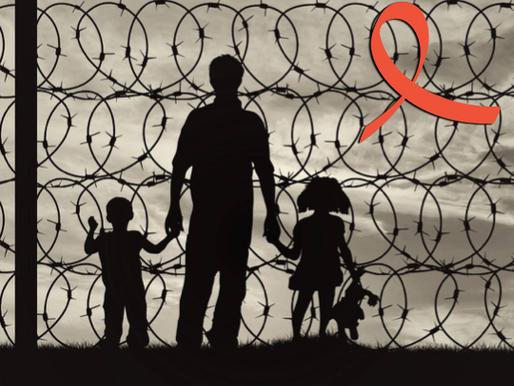 Refugee Awareness Orange Ribbon Campaign