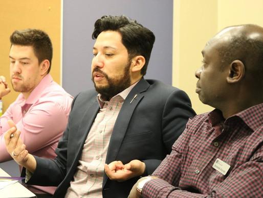 CFN Podcast Centre - MLA and Minister of Culture & Tourism Ricardo Miranda