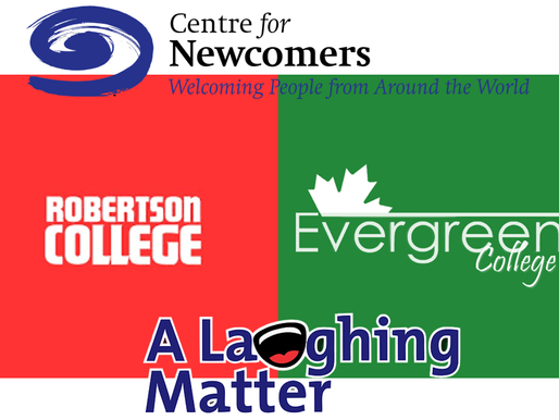Robertson College and Evergreen College Sponsor CFNs March 4th Fundraiser