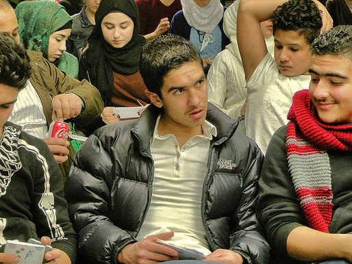 CFN Hosts Syrian Youth Of Calgary