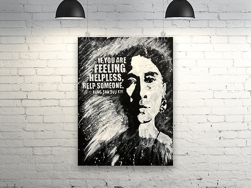 """Aung San Suu Kyi"""