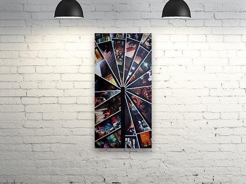 Con Man/Spectrum Commisioned Artwork