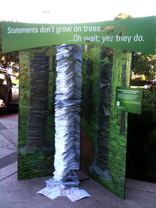 Southern California Edison Online Billing / Paperless Initiative.