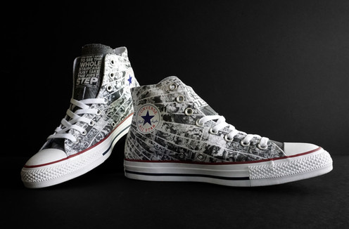 70e3b2ec4e REAL HEROES Converse Chuck Taylor® All Star® Core Hi