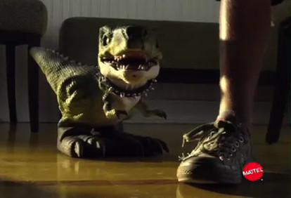 Mattel D-Rex