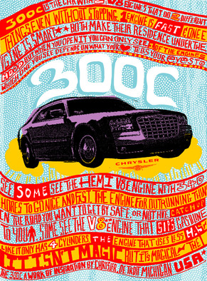 Dodge & The House of Blues Poster