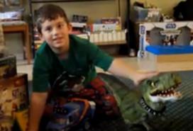 Mattel D-Rex User Generated Online Videos