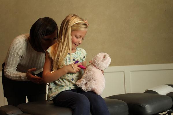 Prevention treatment for children