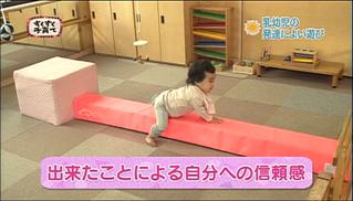 NHK「すくすく子育て」放送