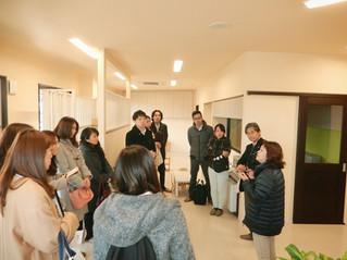 市内、神奈川県から視察がありました