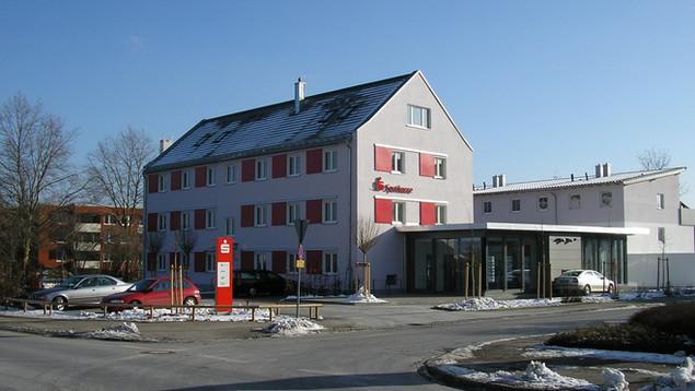 Sparkasse Landsberg